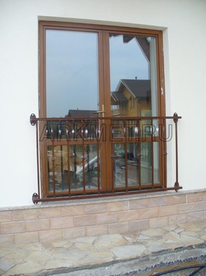 Аркмет металлические лестничные ограждения.
